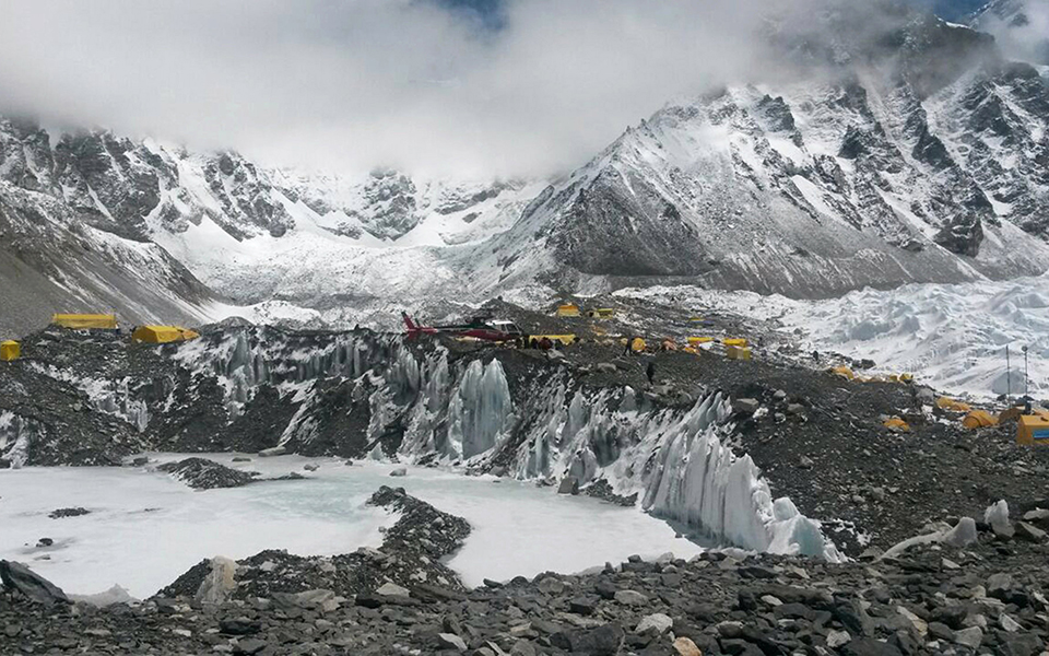 Everest Base Camp Trek in Spring